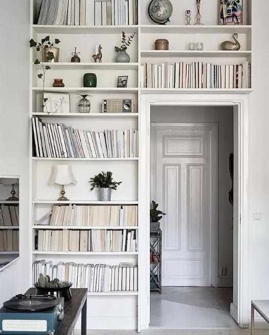 不同户型书房的设计案例设计