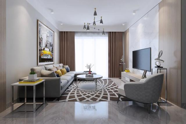9个客厅与餐厅的灯具搭配方案 让你的家更有美感