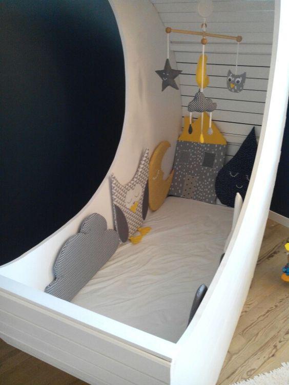 自己怎么做简单婴儿床 仅需两块板轻松省下千元