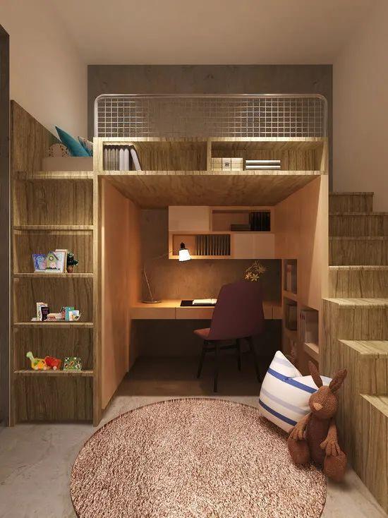 8平的儿童房怎么装修