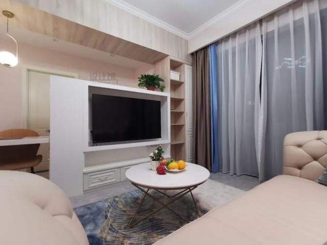 客厅背景墙设计非得中规中矩吗 看这些方案会有灵感