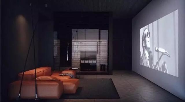 投影仪能不能代替电视机 尝试下用前者生活秒变幸福!