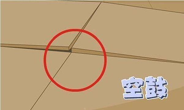 """瓷砖中间空鼓需要重铺 3种""""免砸""""补救方式省事省时还牢固"""
