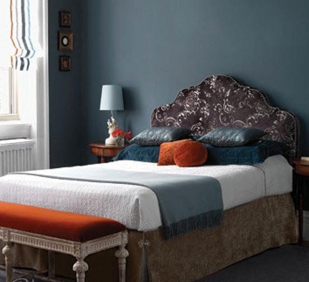 """2020最新的家居流行范儿 爱上低调奢华的""""石板蓝"""""""