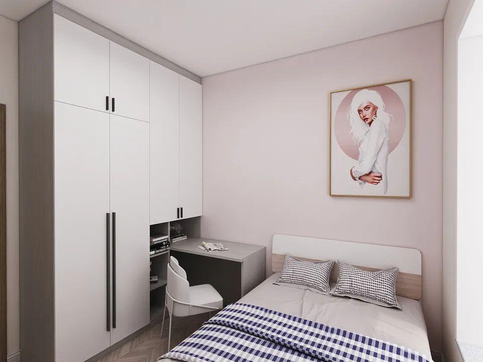 衣柜的设计款式 精选14款家里装一个特有面子