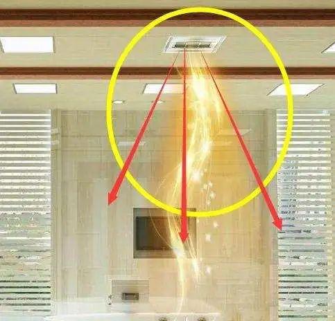 浴霸选灯暖还是风暖 家里卫生间小的都选这种