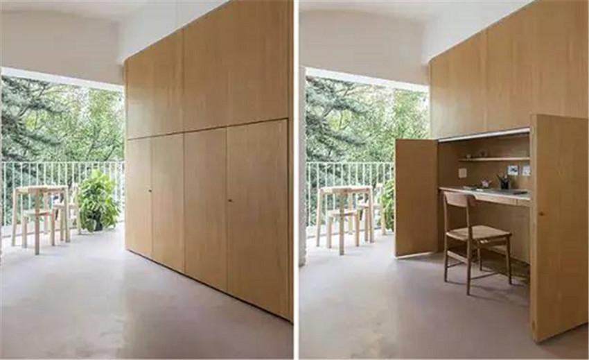 构思式小书房规划 这做法虽省地儿但看着怪危险的