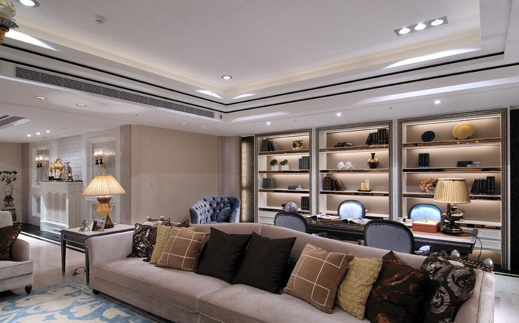 欧式装修风格 演绎低调的奢华生活