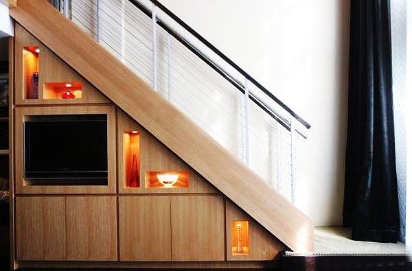 室空间 24个楼梯死角精彩设计