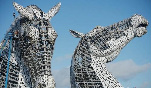 全球最具创意雕塑