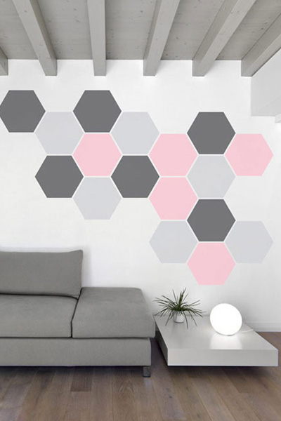 客厅墙面装饰 手绘背景墙