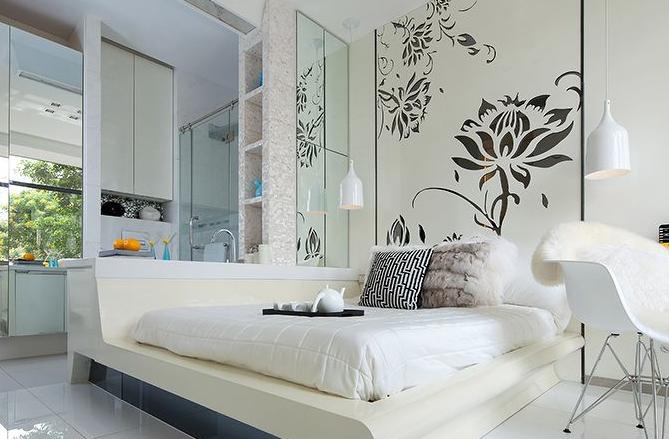 卧室榻榻米装修 小房间该如何布置?