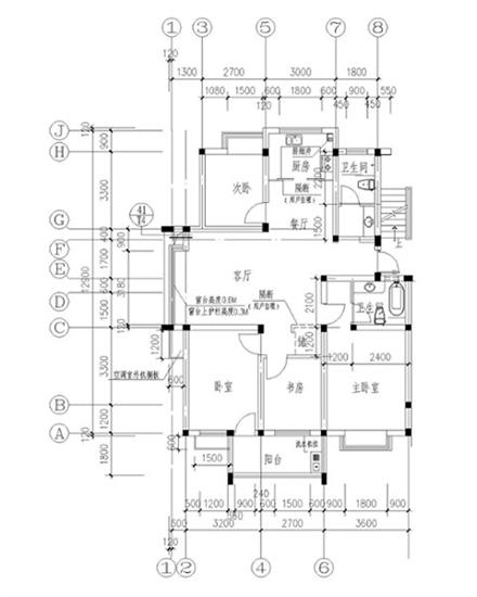 房子建筑面积122.82平米,实用面积110平米,三居型,装修预算18万.