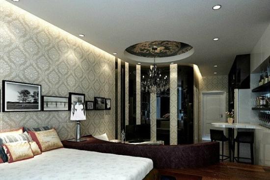 2014最新现代房间吊顶设计_装修保障网