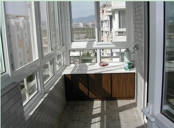 阳台装修 封闭式阳台装修设计大全
