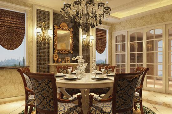 欧式餐厅与中式餐厅最大的区别是以国家,民族的文化背景造成的餐饮