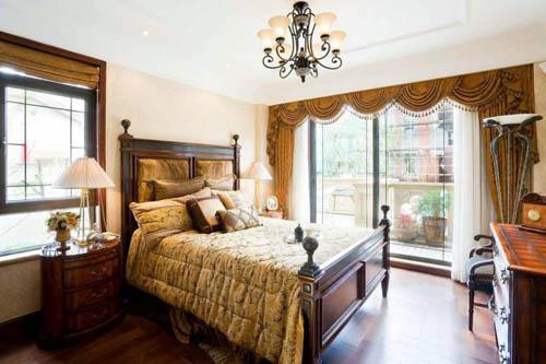 美式古典风格效果图欣赏,打造经典复古住宅