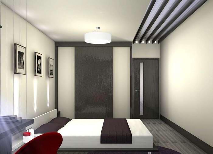 在居室装修环节里面,其实每个房间的吊顶基本上大同小异,但是由于每个房间功能的不同会导致吊顶有一些小小的差异。那么卧室吊顶装修有哪些不一样呢? 居家卧室也就是人们口中常说的睡房,是人们睡觉休息的住所,卧室有主次之分。因而人们在对卧室的装修环节中,更加追求的是卧室的舒适度与装饰度。
