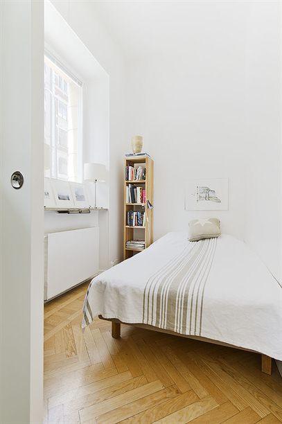 极简卧室小户型极简装修卧室图片5