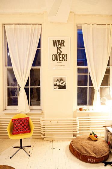 个性家居 纽约设计师的家庭工作室