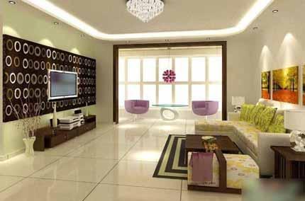 客厅装修颜色搭配_客厅、厨房、卫生间瓷砖颜色要如何搭配? - 装修保障网