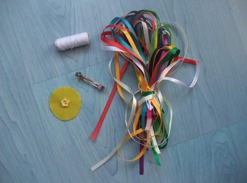 婚车彩带花的折法步骤图_分享彩带花的折法步骤图 很DIY - 装修保障网