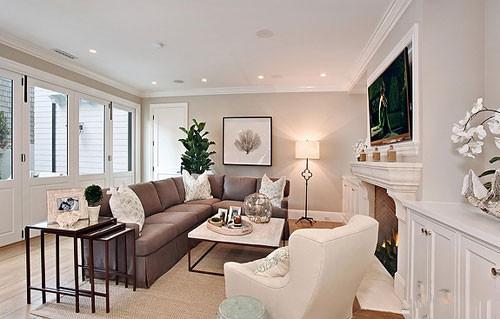 交换空间客厅效果图 奢华又温馨 - 装修保障网