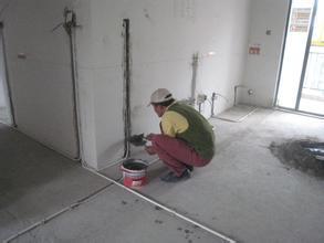 家装水电工一天工资多少钱?