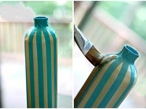 易拉罐打造   创意家居:别扔掉葡萄酒瓶!