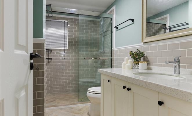 信息中心 厨房和卫生间的装饰   厨房挨着卫生间怎么装修可考虑在卫生