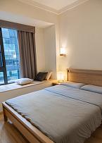 卧室小型的榻榻米效果图