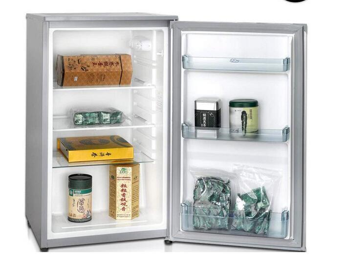 利用茶叶冰箱除味