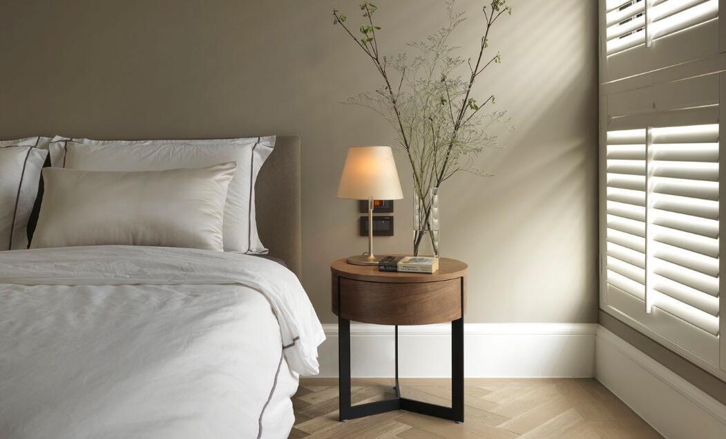 122平舒适美式风格家装设计效果图案例图片