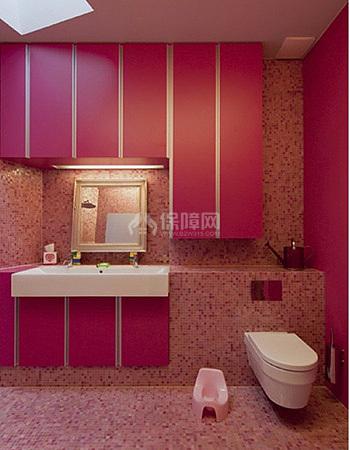 以上的马赛克卫生间样板间设计,你是否喜欢呢?-大师级卫生间装修
