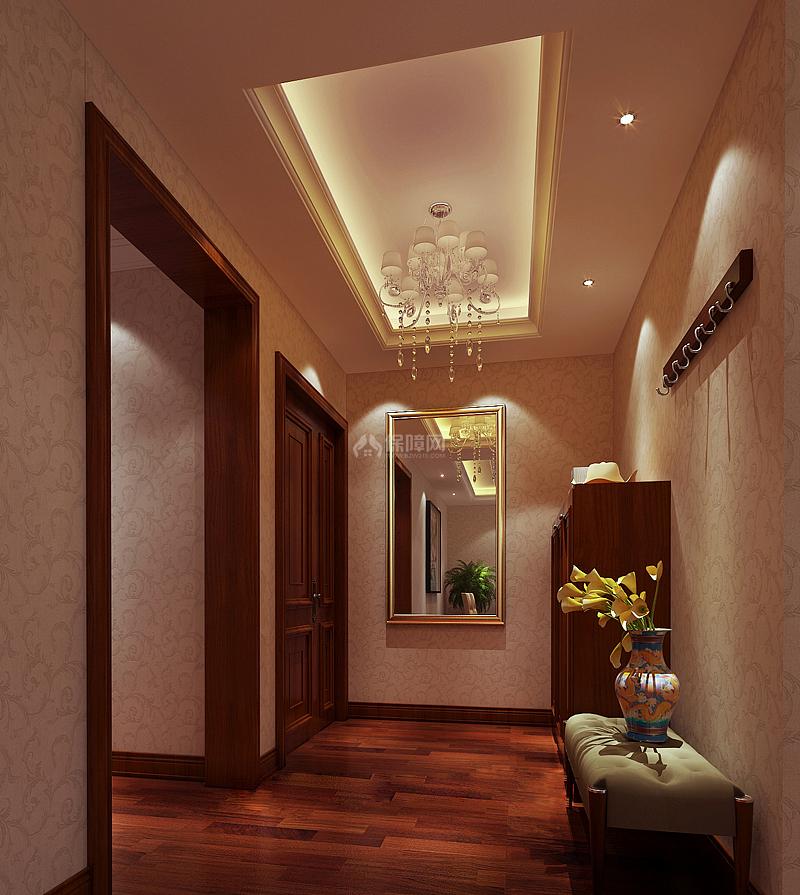 美式格调室内装饰效果图展示