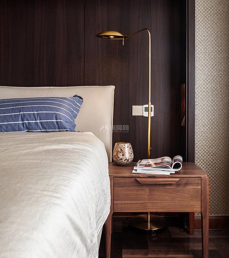 高贵卧室床头灯饰图片