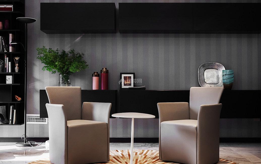 个性欧式风格客厅沙发效果图