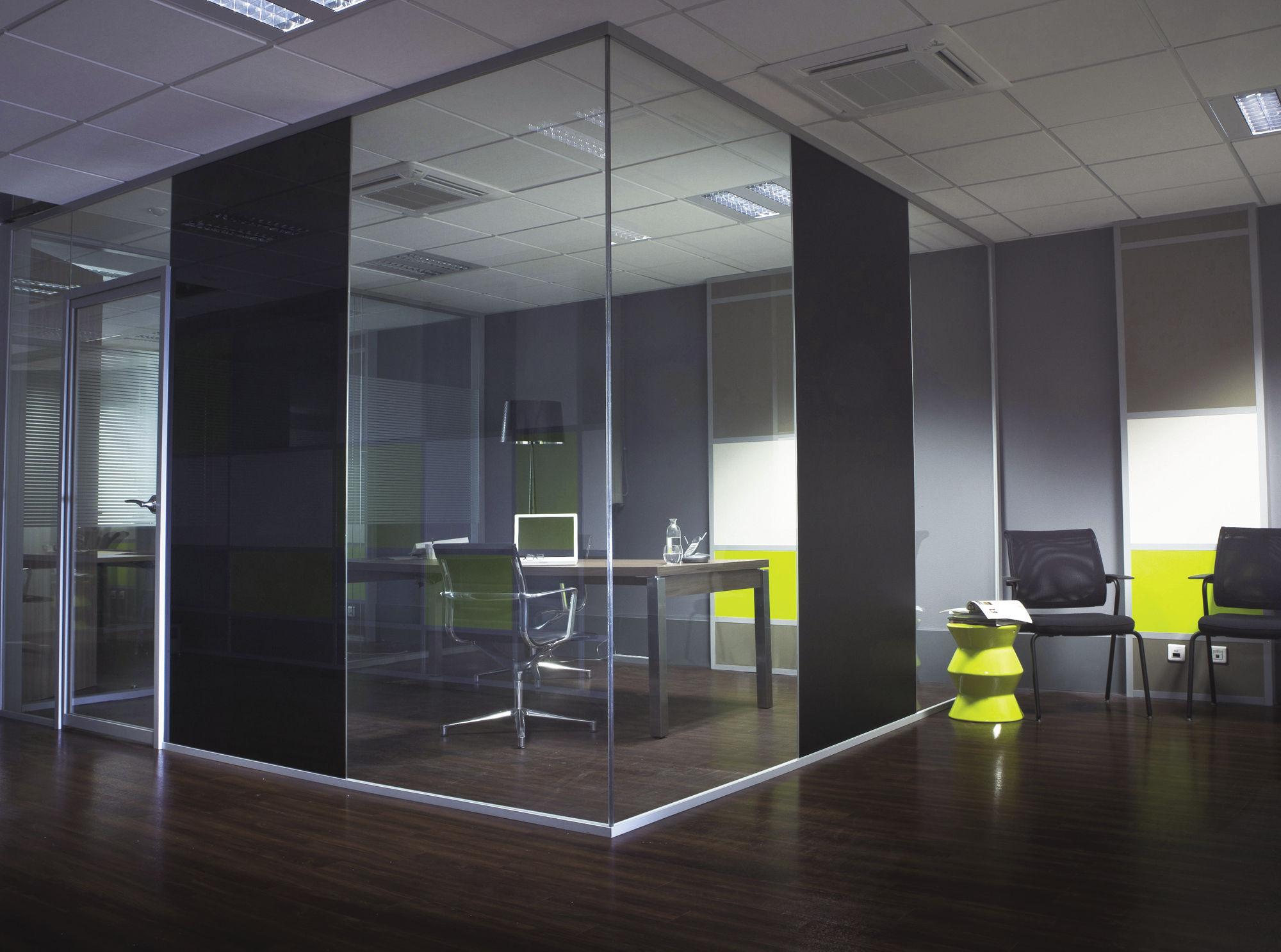 4种玻璃隔断装修介绍