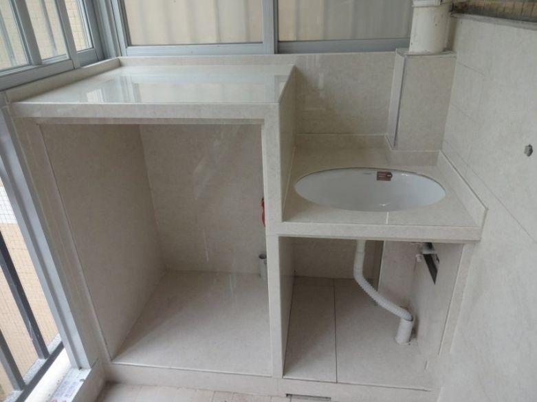案例全瓷洗衣机柜装修设计效果图阳台看怎么幕墙图纸设计图片