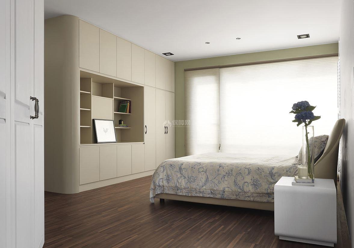 雅致现代风格卧室设计