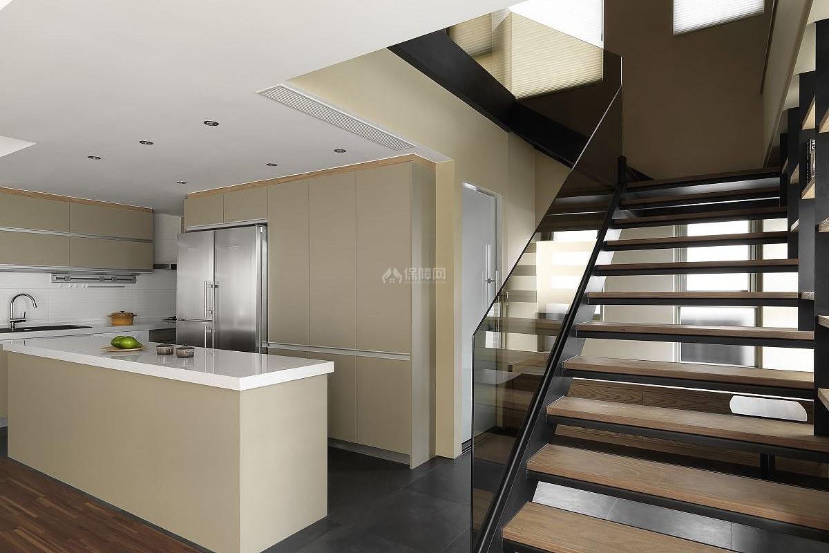 雅致现代风格楼梯设计