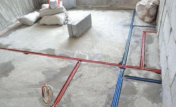 装修施工工艺之水电施工