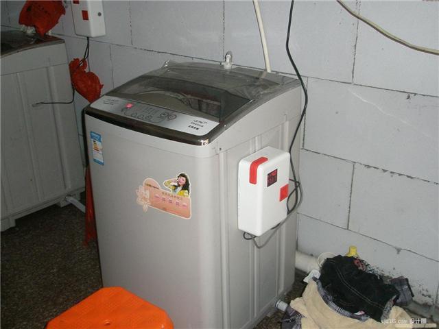 洗衣机地漏_洗衣机上排水和下排水区别_对比一下便知哪个好 - 装修保障网
