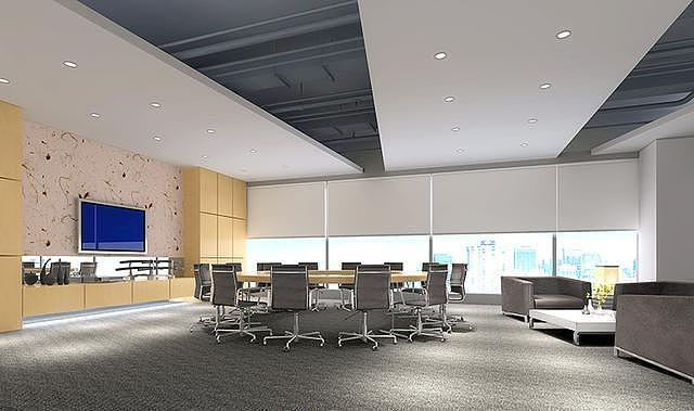 如何装修出有生气的办公室 让办公室更有工作气氛