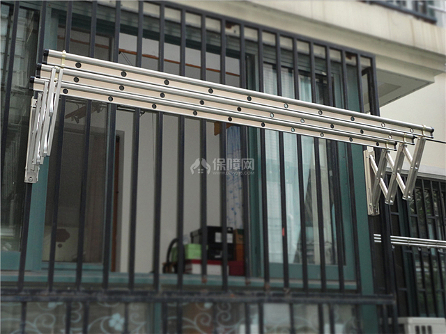 阳台晾衣架哪种好 阳台晾衣架种类盘点