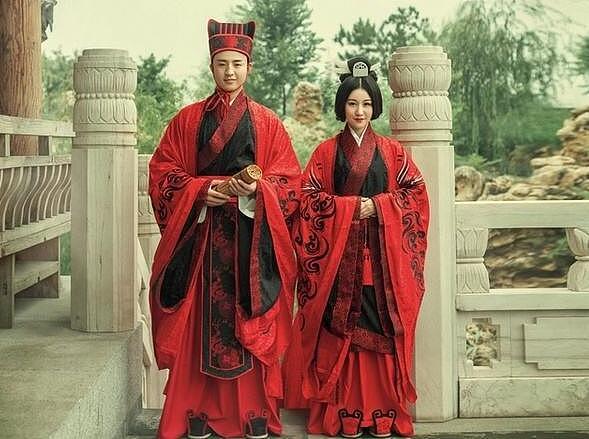 【图】汉服婚礼流程 汉服婚礼布置