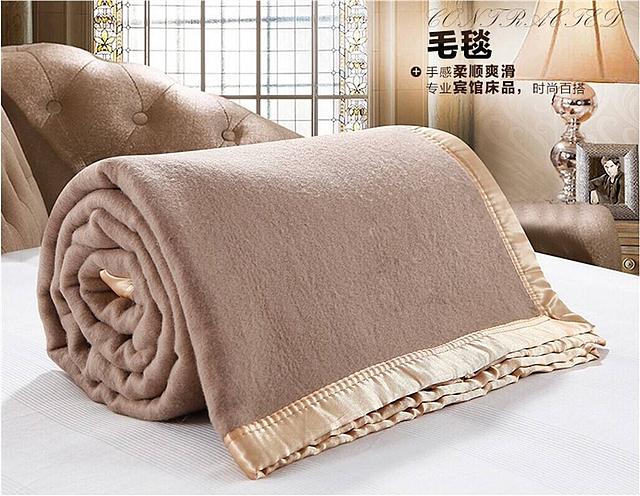 生活小常识:羊毛毯怎么清洗 羊毛毯保养方法
