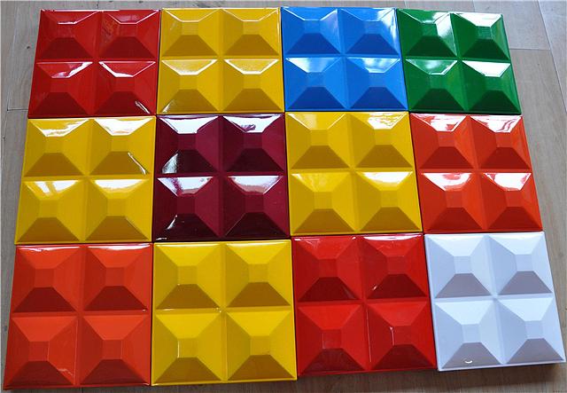 三维扣板尺寸多少 三维扣板颜色搭配