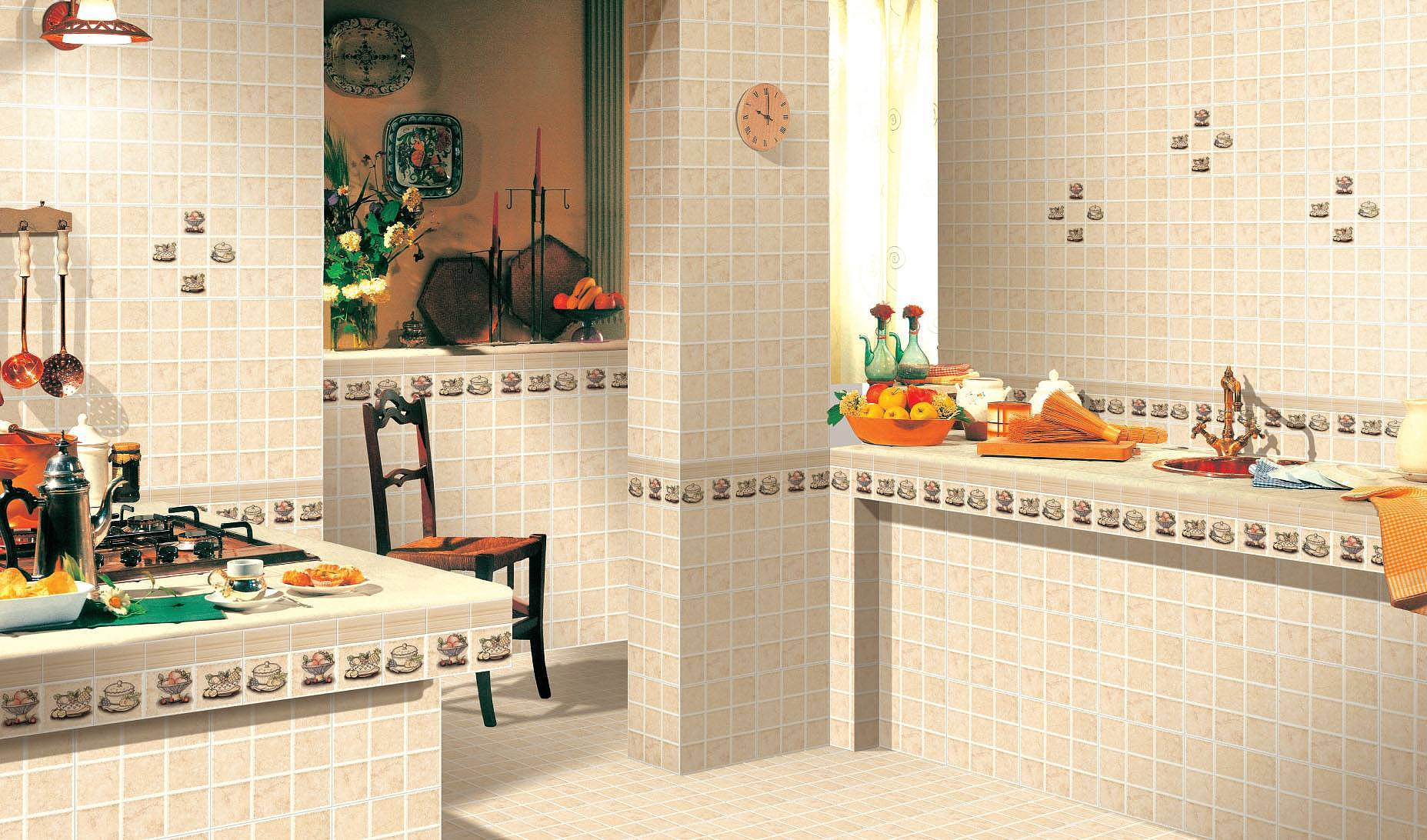厨房墙砖用什么好 厨房瓷砖如何选择
