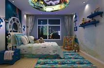 原来儿童房设计也讲究风水 看了才知道